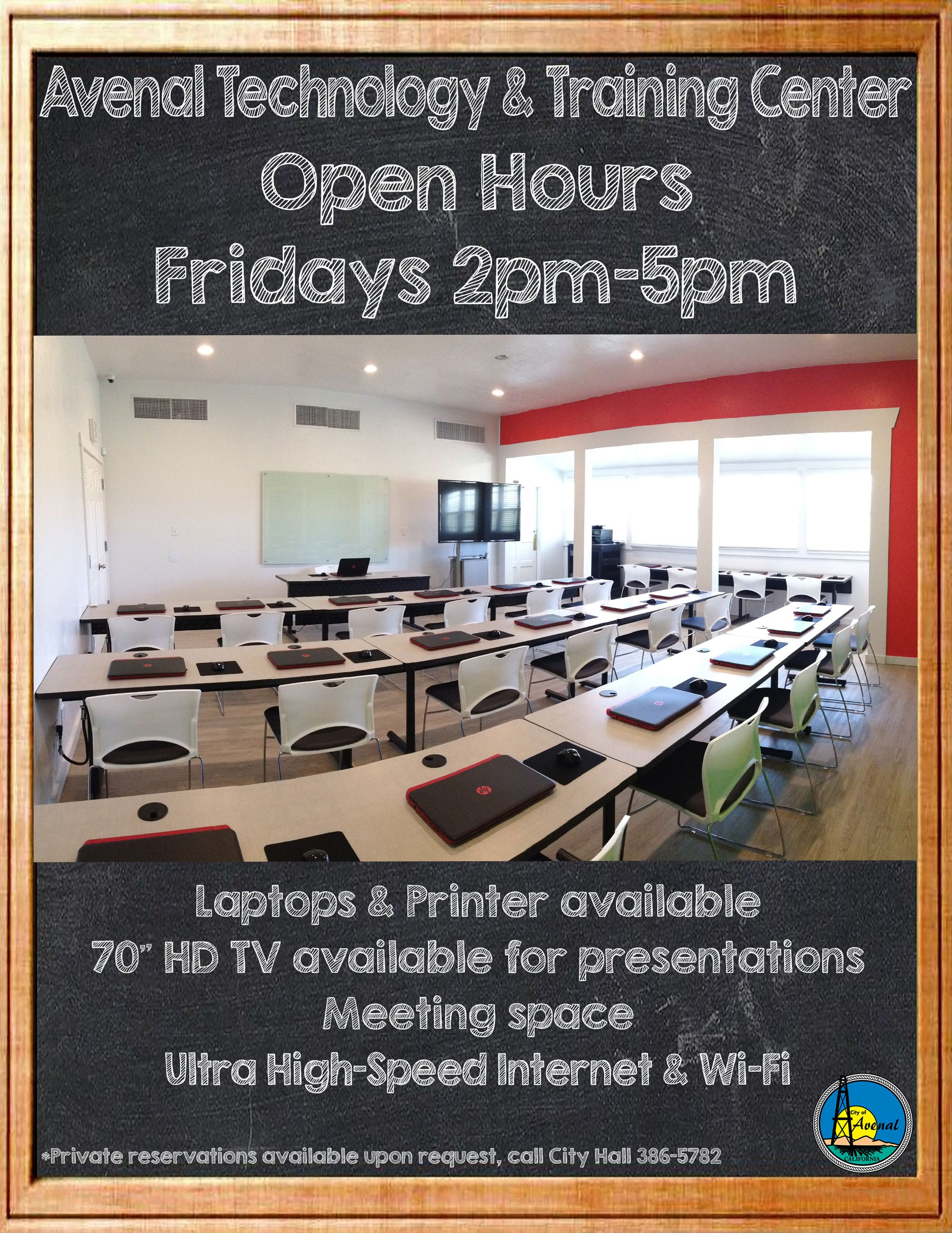 Tech Center Open Hours
