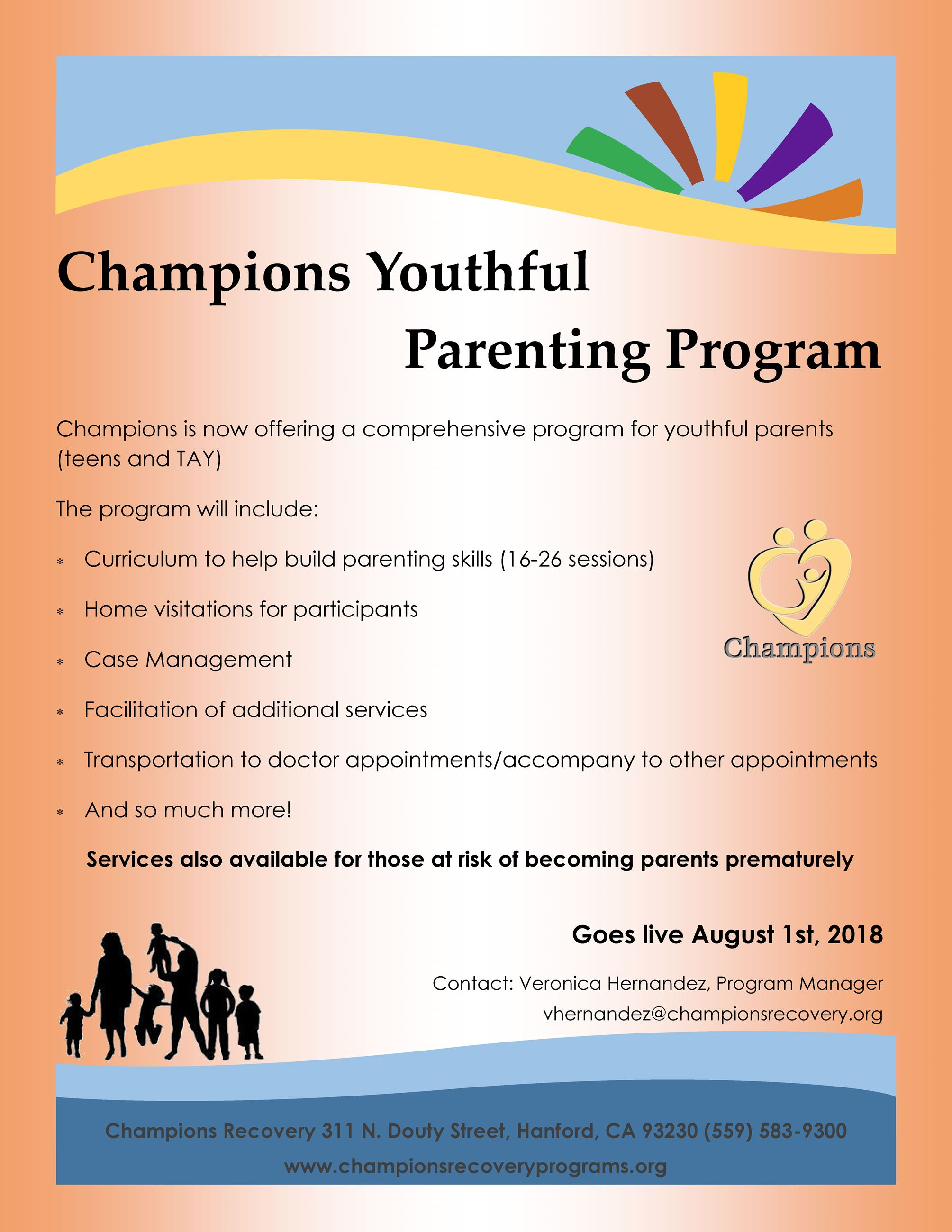 Champions Youthful Parenting Program Flyer_Page_1