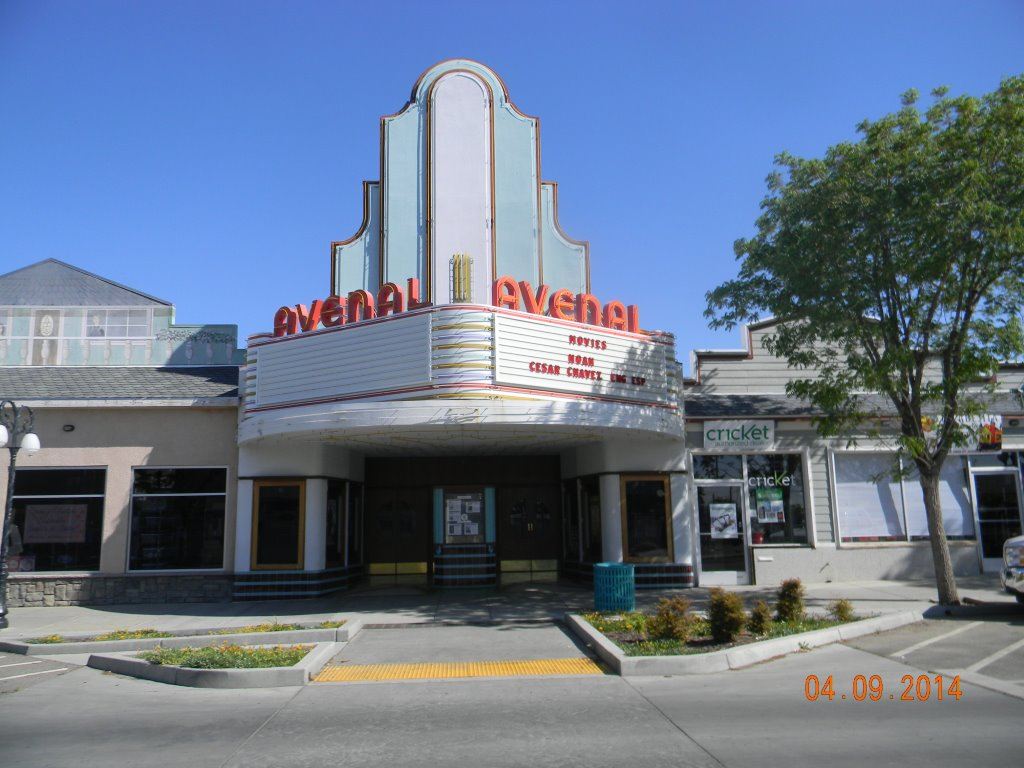 Avenal Theater Today